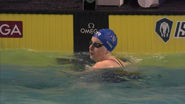Lilly King goes nine-for-nine at ISL