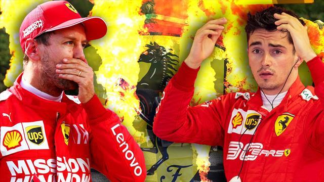 Vettel-Leclerc, è guerra rossa in Ferrari! I 5 momenti che hanno incrinato il rapporto