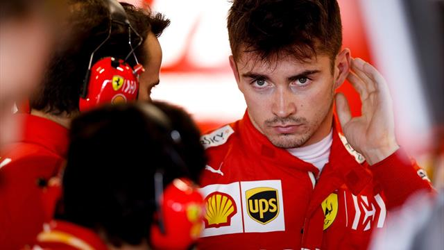 Crash entre les Ferrari : Leclerc met en cause Vettel