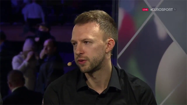 Judd Trump: I don't know what happened out there