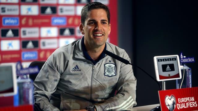 """Robert Moreno defiende su trabajo y el de sus jugadores: """"Nos ponemos un diez"""""""