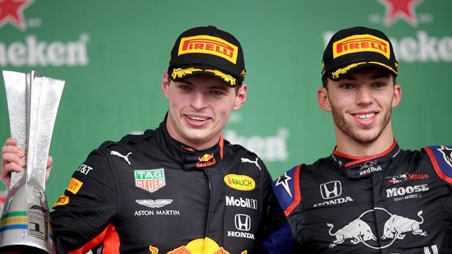 Bonus-malus : Justice pour Verstappen, gloire pour Gasly, zéro pointé pour Ferrari