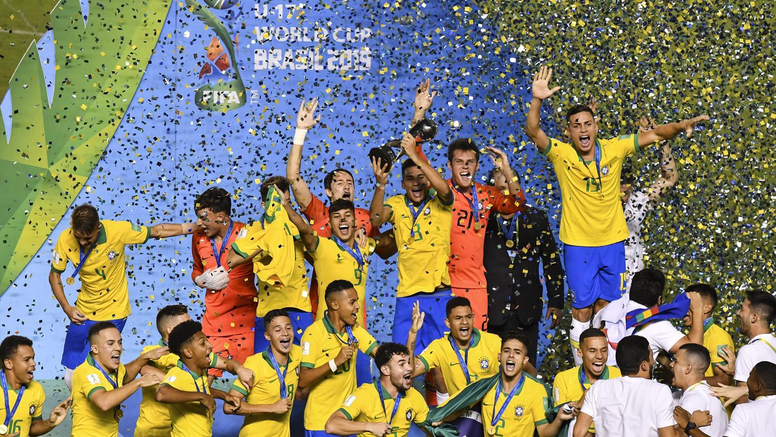 Coupe du monde u17 le br sil sacr chez lui face au - Calendrier coupe du monde u17 ...