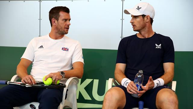Davis Cup glory for Murray would be one of the greatest ever stories in tennis
