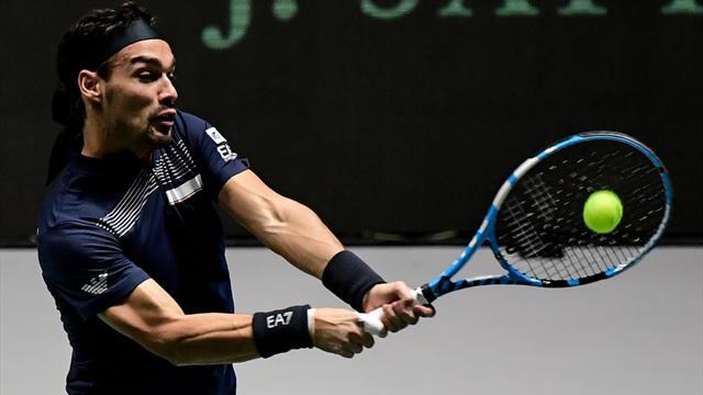 Coppa Davis: esordio amaro per l'Italia, battuta 2 a 1 dal Canada