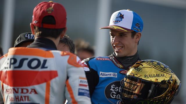 Zarco doublé : Alex Marquez fera bien équipe avec son frère Marc chez Honda