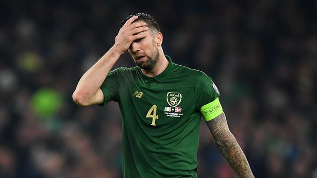 Play-offs await Ireland after Denmark draw