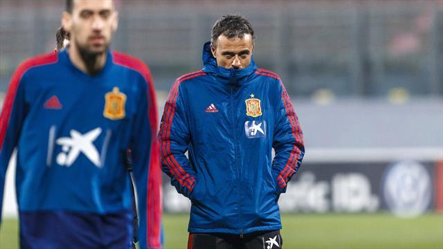 Энрике близок к возвращению в сборную Испании
