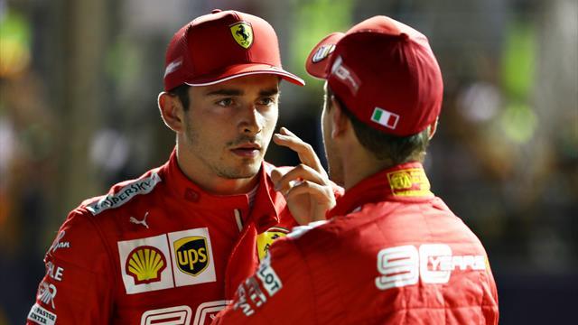 """Leclerc: """"Il Brasile non si ripeterà mai più, io e Vettel saremo meno aggressivi tra noi"""""""