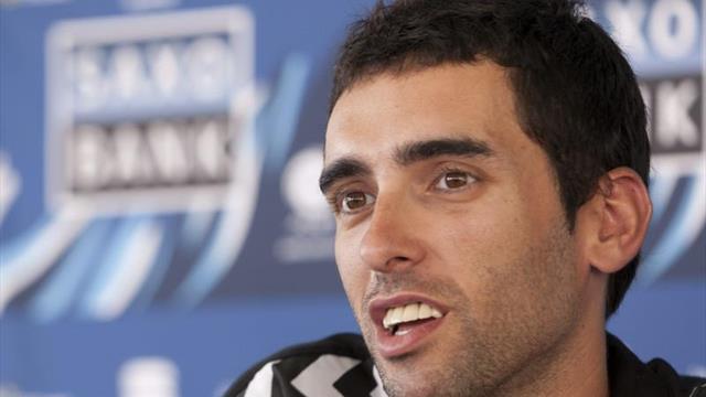 Dani Navarro se une al proyecto del Israel Cycling Academy