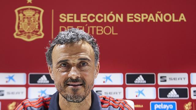 Энрике вернулся в сборную Испании