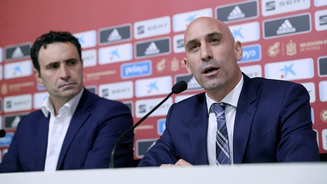 Rubiales confirma la llegada de Luis Enrique a la Selección