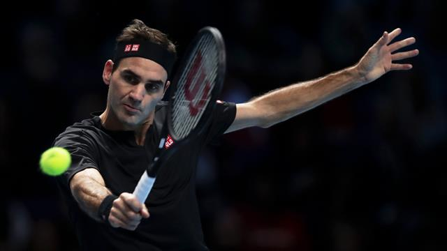 """Hingis : """"Federer est toujours l'un des favoris en Grand Chelem, surtout à Wimbledon"""""""