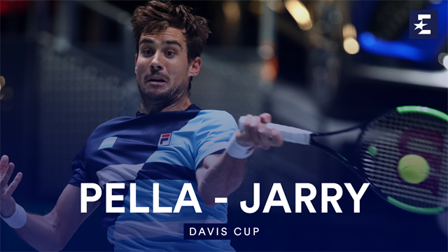 Highlights: Pella powers past Chile's Jarry for Argentina