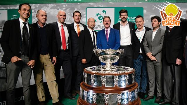 """Pin : """"Ne dites pas que c'est la Coupe Davis, c'est fini"""""""