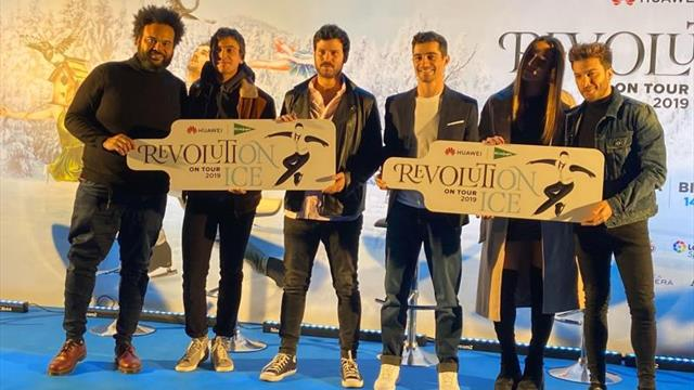 Javier Fernández y el 'Revolution On Ice' regresan a Madrid en diciembre