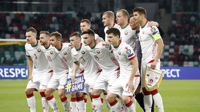 Белоруссия еще может сыграть на Евро. Нужно пройти Грузию, потом – Македонию или Косово