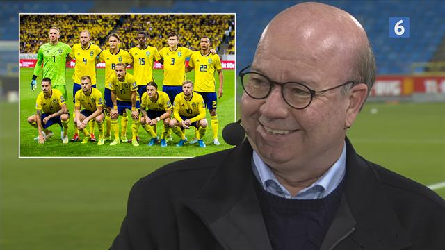 Lettet DBU-formand efter Irland: Sverige med hjemmebane i Parken havde været det værste