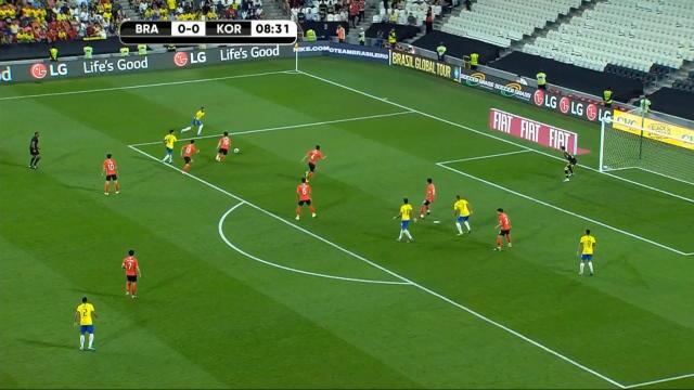 Bayerns Coutinho zaubert bei Brasilien-Sieg