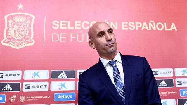 Rubiales no piensa en una fecha para el regreso del fútbol a España pero quiere acabar la temporada