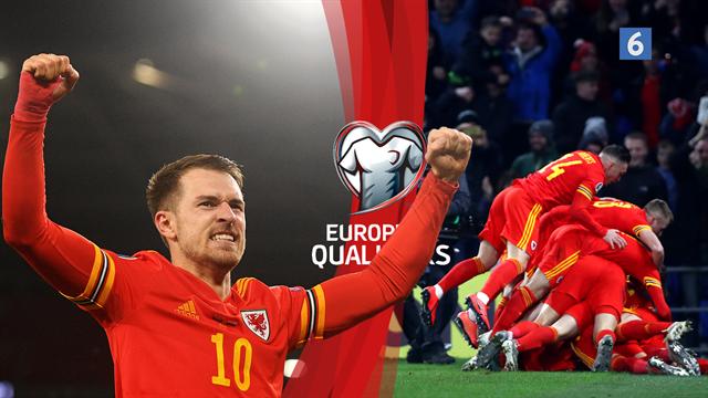 Highlights: Stjerneduoen Ramsey og Bale sender Wales til EM efter sejr over Ungarn