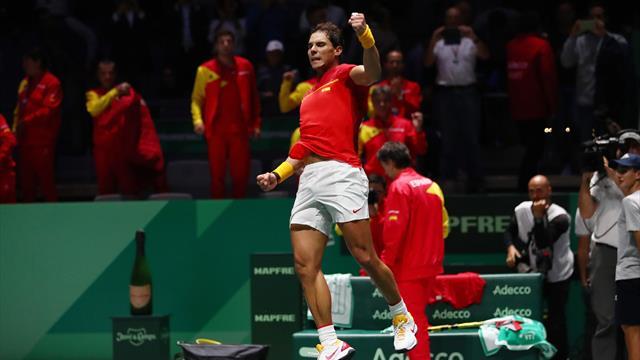 L'Espagne perd Roberto Bautista pour des raisons personnelles — Coupe Davis
