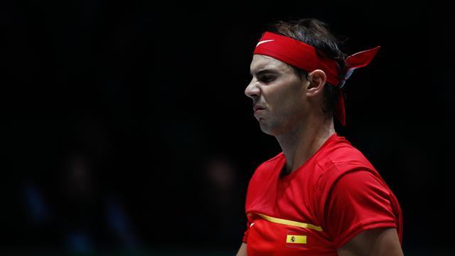 """Rafael Nadal, nemulțumit de programul meciurilor din Cupa Davis: """"Nu e dificil doar pentru noi"""""""