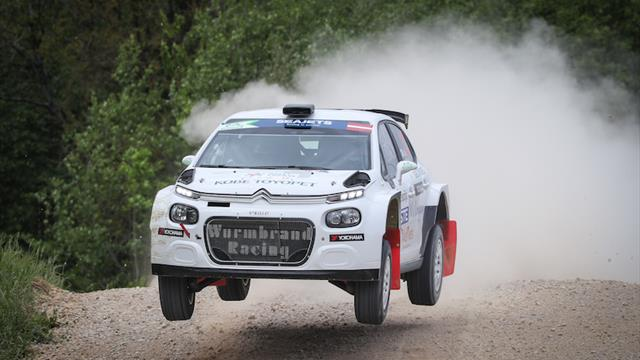 Rally Liepāja inter-city route gets 2020 ERC repeat