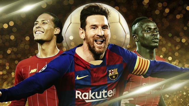 Van Dijk a înţeles că Messi va câştiga Balonul de Aur. Reacţia olandezului, înainte de gală