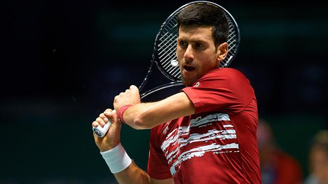 Djokovic jouera la semaine précédant l'Open d'Australie