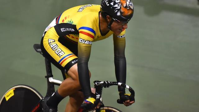 Montenegro sigue líder de XXXVI Vuelta a Ecuador y Huera gana la cuarta etapa