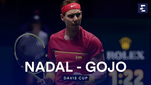 Highlights: Nadal sends Spain into last eight