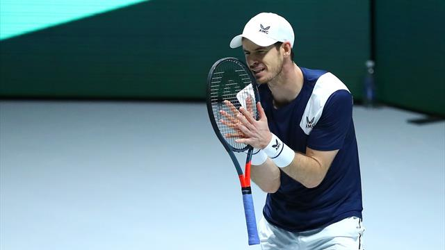 Murray 'forced to cancel training block due to injury' - what about Australian Open?