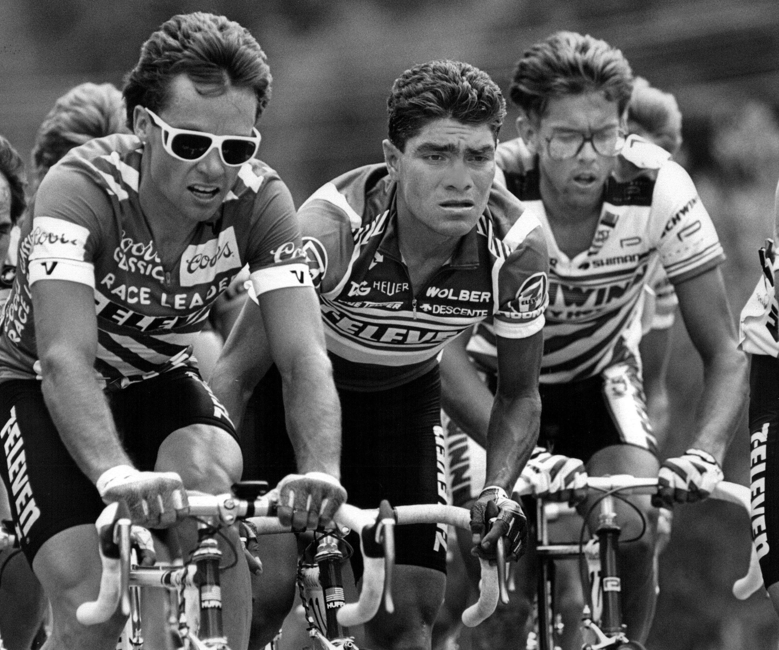 Raúl Alcalá y Alexi Grewal - Los Angeles 1984
