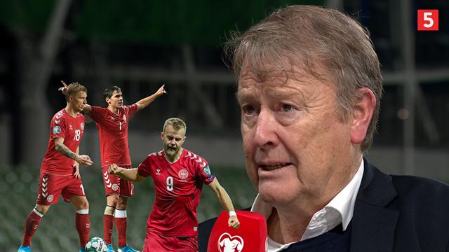 Åge Hareide om de danske reserver: Det er fantastisk at have sådan nogle spillere