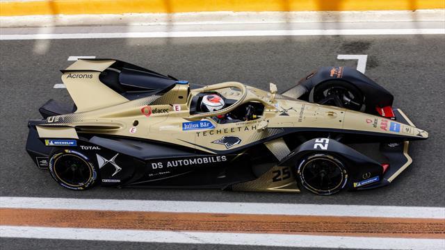 Mercedes et Porsche arrivent, Vergne va continuer de se battre à armes égales