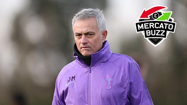 Mercato Buzz - A peine arrivé, Mourinho a déjà une superstar dans le viseur