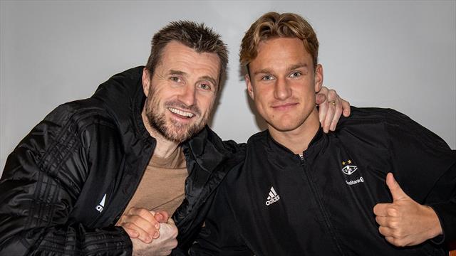 Botheim signerte ny kontrakt med Rosenborg