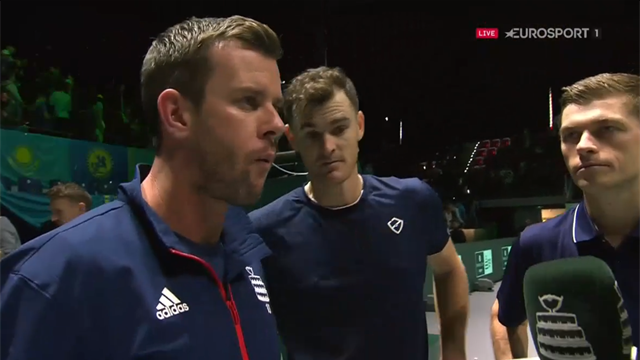 'Absolutely amazing!' - Murray, Skupski and Smith react to GB win