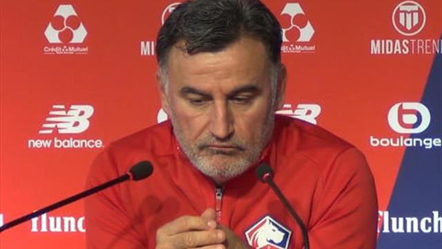 """Galtier désabusé et agacé : """"Mourinho ? Très classe de faire comme ça..."""""""