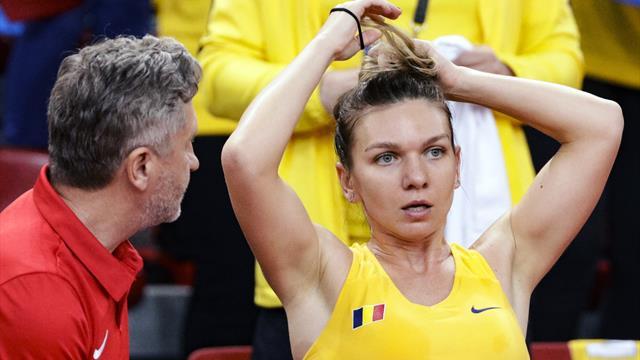Ion Țiriac a dezvăluit că Simona Halep va boicota Fed Cup și se va concentra pe Jocurile Olimpice