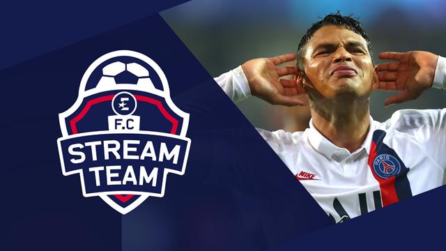 Le PSG doit-il vraiment prolonger Thiago Silva ? On en a parlé dans le FC Stream Team