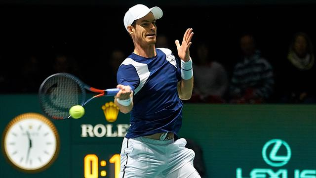 Murray hoping to compete against Federer and Nadal again