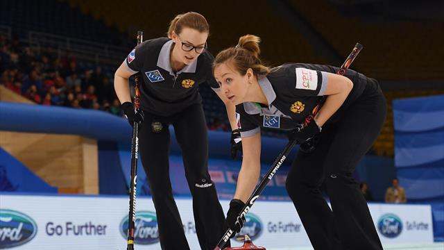 Российские керлингистки проиграли Швеции в полуфинале и сыграют за бронзу