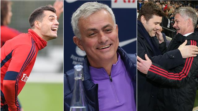 Spurs fans want a Mourinho side to win, plus more Premier League weekend talking points
