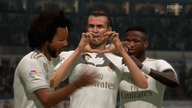 Liga Virtual: Así ha quedado el Real Madrid-Real Sociedad
