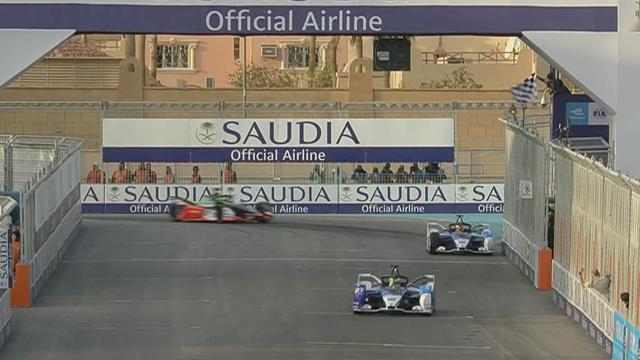 BMW à la parade, DS hors du coup : la Course 2 a été animée à Diriyah