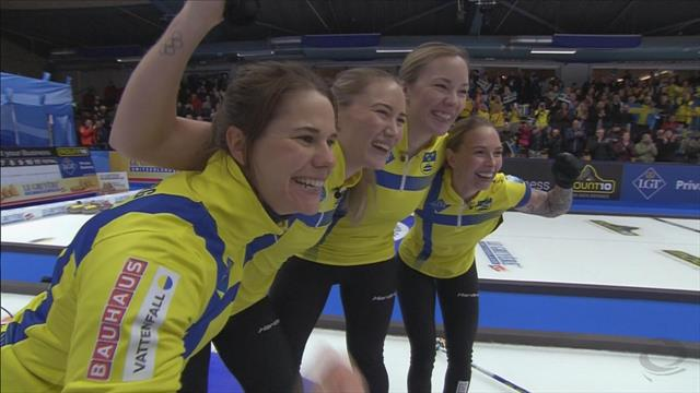 'Magnificent' - Watch Sweden clinch gold in style against Scotland