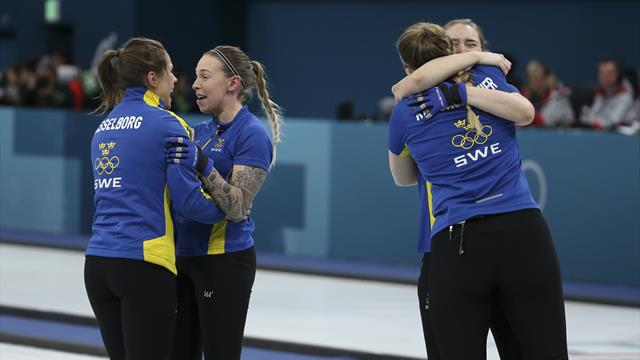 'It makes me want to cry' - Hasselborg emotional after Sweden gold