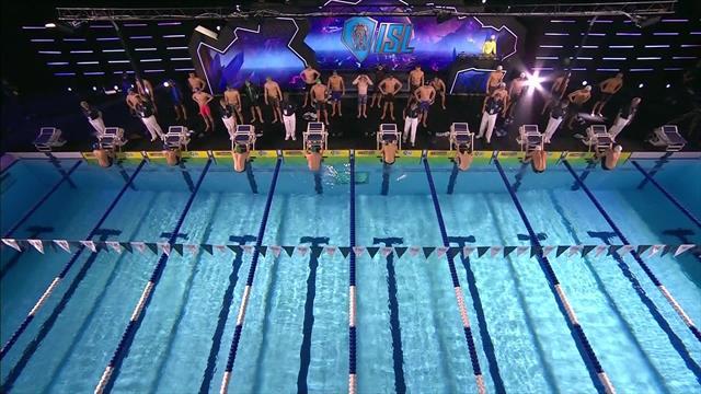 ISL | Energy Standard wint 4x 100m wisselslag en doet goede zaken voor het klassement